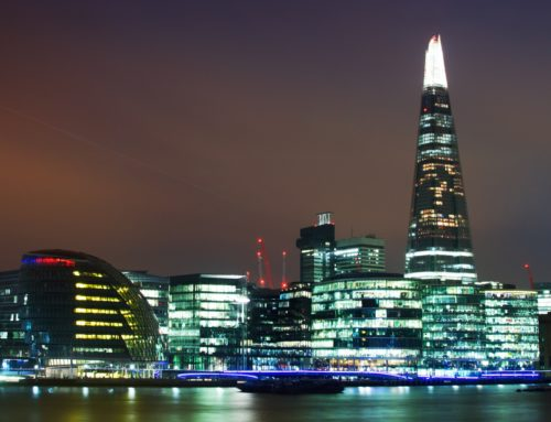 London financial sector takes up 24% of capitals office space