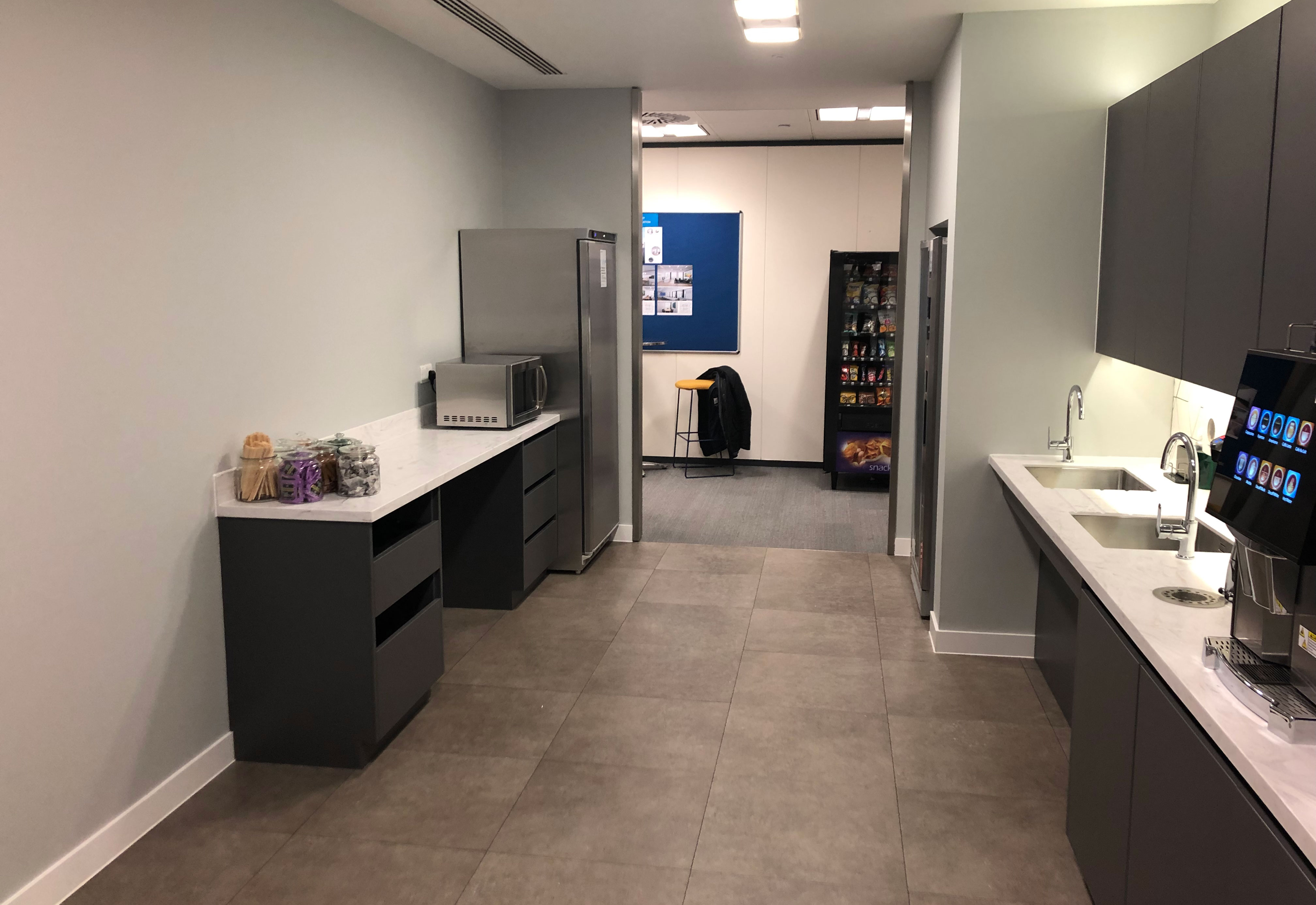 Consolidated Services – Tea Point Refurbishment