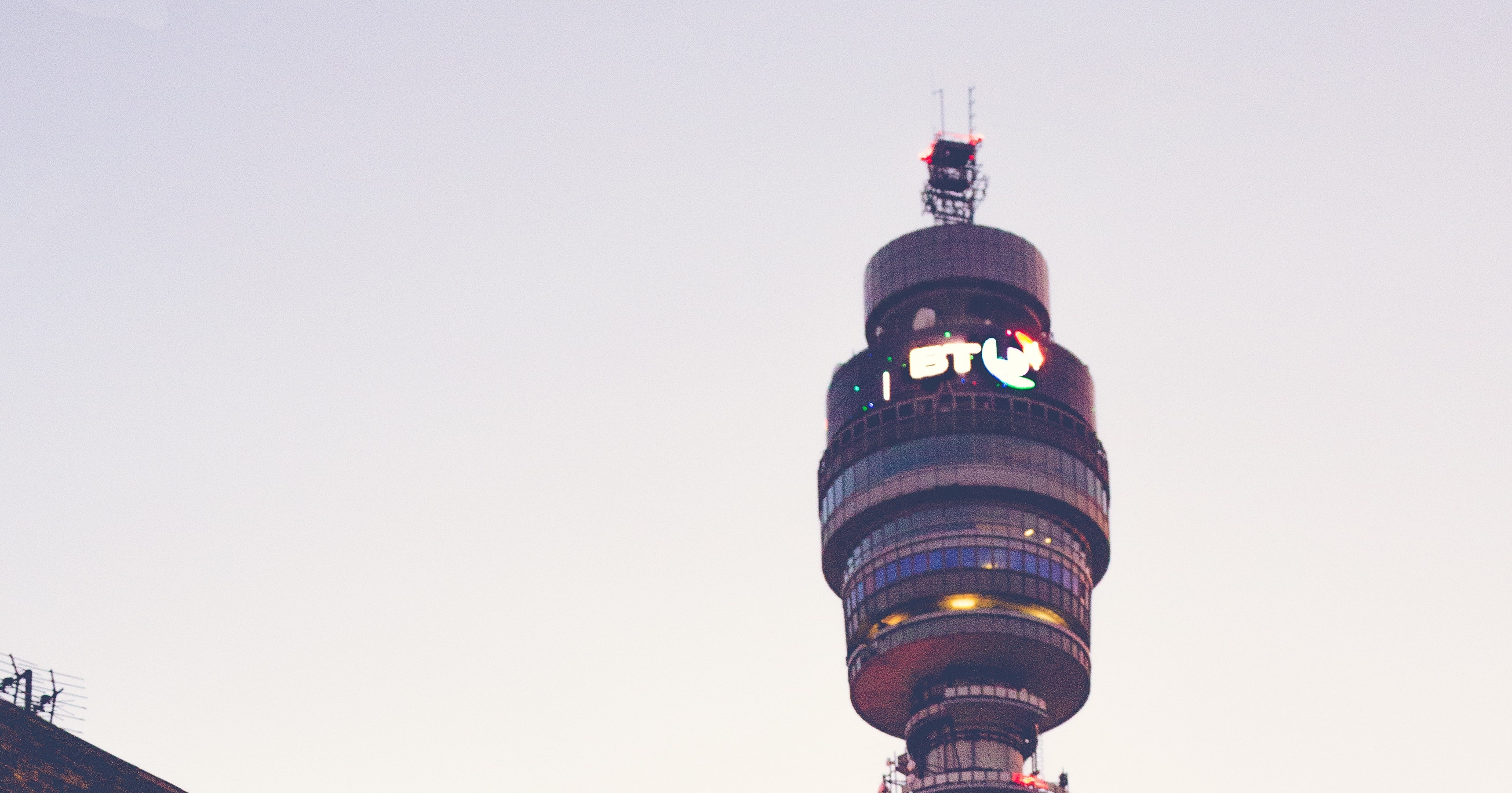 BT's London office sold for £210m as part of 'transformation'